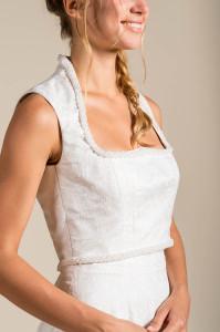 Elegantes Hochzeitskleid von Gössl
