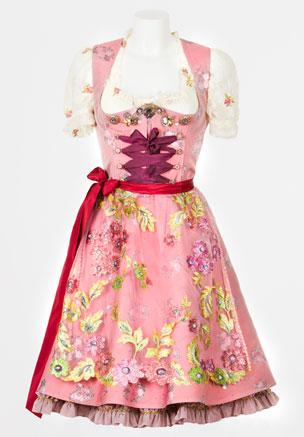 Dirndl rosa, Lola Paltinger