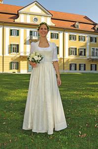 Tostmann Hochzeitsdirndl Freya
