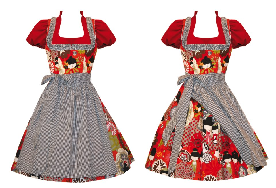 Fifties Dirndl - Dirndlherz®