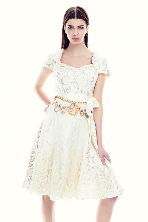 Brautdirndl White Moonstone, Ophelia Blaimer