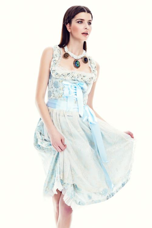 Dirndl Aquamarine, Ophelia Blaimer