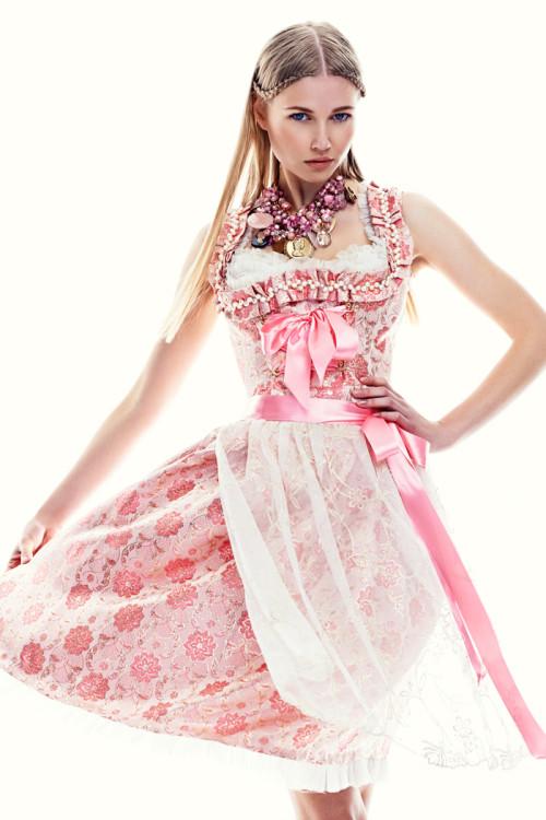 Dirndl Pink Diamond, Ophelia Blaimer