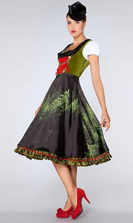 Schwarzwald Couture • Design Dirndl 2013