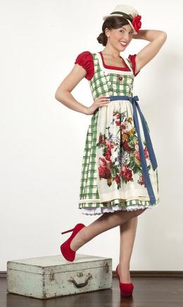 Schwarzwald Couture • Design Dirndl, Karodirndl