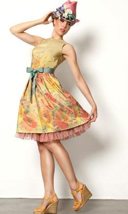 Schwarzwald Couture • Design Dirndlkleid