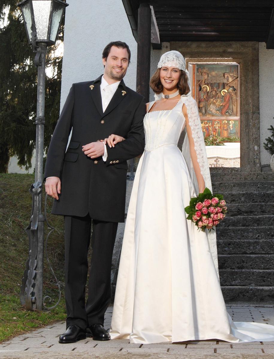 Hochzeitsdirndl und Brautkleider – Gössl 2014 | Dirndl-online.net