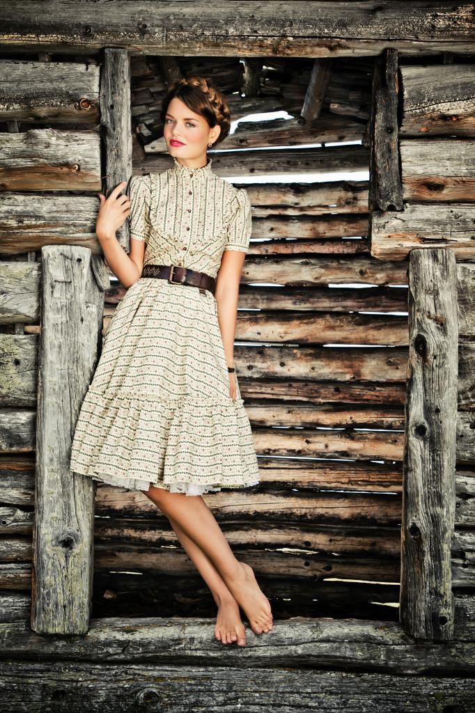 Lena Hoschek Kleider Frühjahr/Sommer 2014