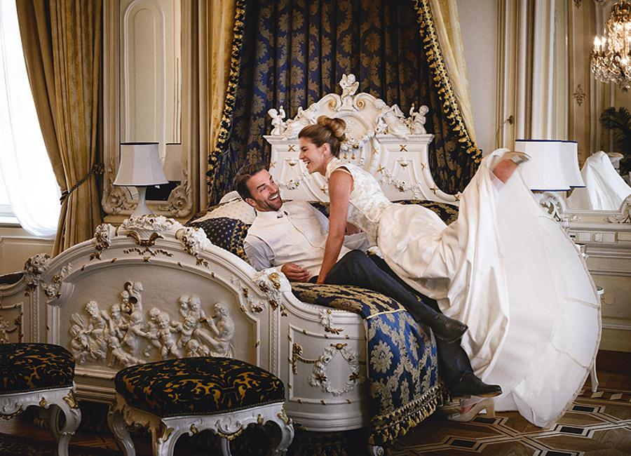 Gössl Hochzeitsmode 2014
