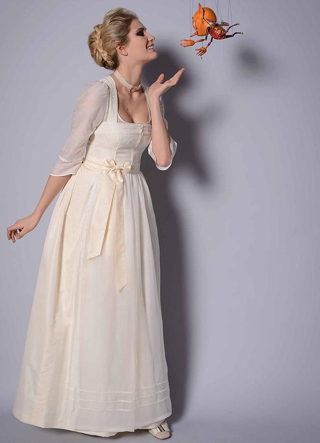 Hochzeitsdirndl Und Brautkleider Gossl 2014 Dirndl Online Net
