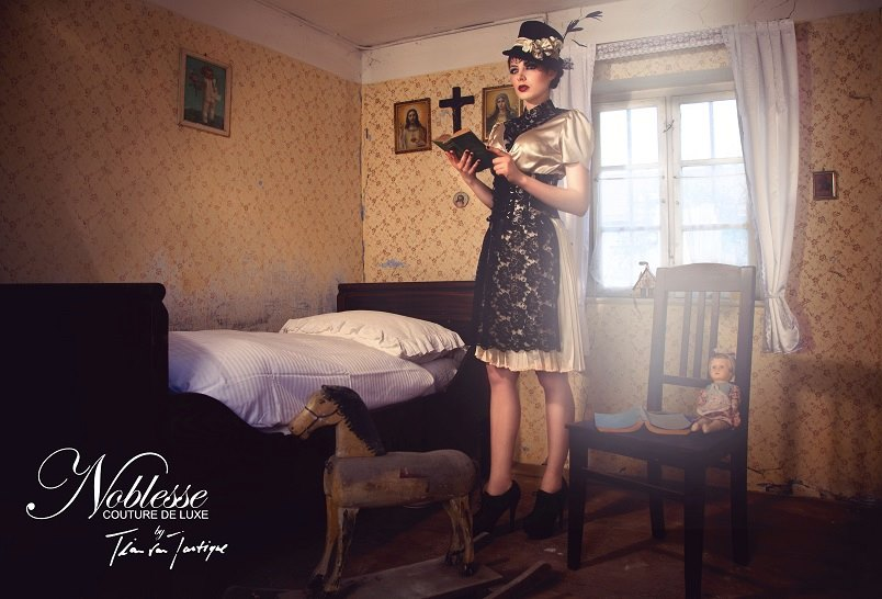 Luxus Dirndl Tian van Tastique