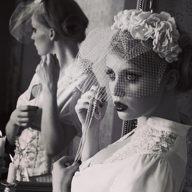 "Traditionelle Luxus Mode, Kollektion ""Noblesse"" Tian van Tastique"