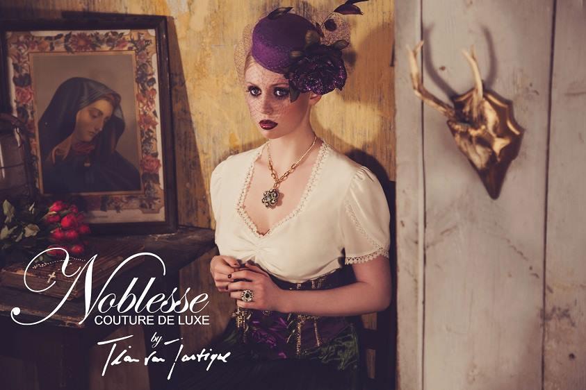 "Kollektion ""Noblesse"" - Luxus Mode Tian van Tastique"