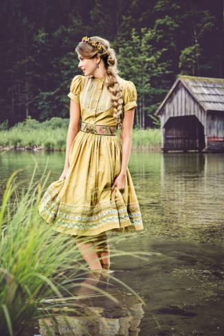 Lena Hoschek Tradition Frühjahr/Sommer 2015
