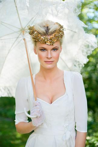Brautdirndl - Dirndl Hochzeit