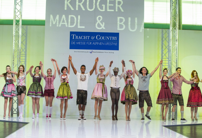 Trachtenmodenmesse Tracht & Country Frühjahr 2015