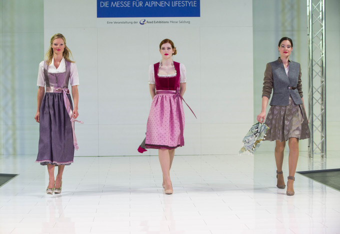 Trachtenmode Messe Tracht & Country Frühjahr 2015