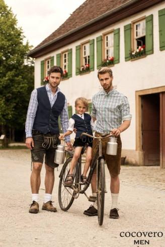 Trachtenmode München - CocoVero Trachten Herren