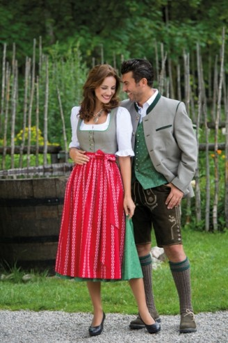Trachten Outlet Original Salzburger – klassische Trachtenmode
