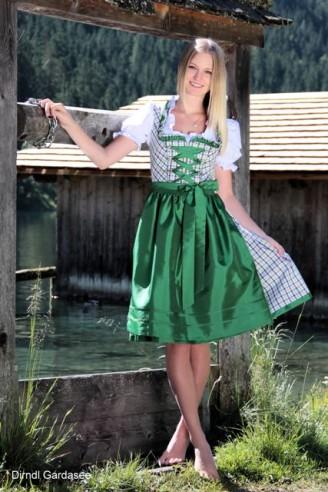 Trachten Outlet Original Salzburger – Baumwolldirndl