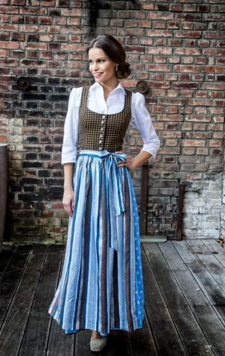 Trachten Outlet Original Salzburger - Kalmuck Dirndl