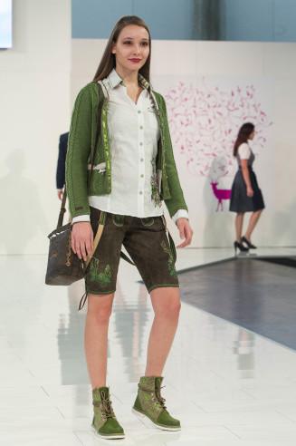 Damen Trachten-Lederhose Spieth & Wensky