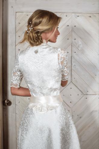 AlpenHerz Hochzeitsdirndl 2016