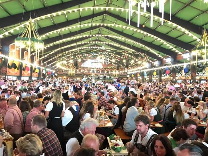 Oktoberfest 2016 München Wiesn