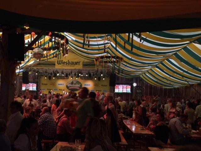 Wiener Wiesn 2016 Bilder