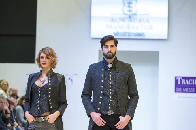 Alpe Adria Manufaktur - Jacken und Gilets für sie und für ihn - Tracht & Country 2017