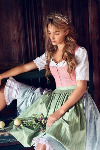 Lena Hoschek Sommerdirndl 2017 - Leinendirndl, Baumwolldirndl
