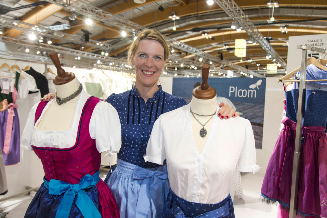 Tracht & Country Herbst 2017 - Trachtenmode 2018 - Copyright: Reed Exhibitions Salzburg/Andreas Kolarik