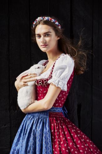 Carola Dirndl - Lena Hoschek Frühjahr/Sommer 2018 - österreichische Dirndl