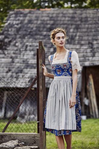Ramona Dirndl - Lena Hoschek Frühjahr/Sommer 2018 - österreichische Dirndl