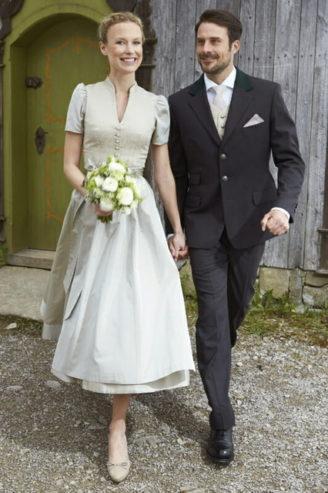 Hochzeitsdirndl Tostmann
