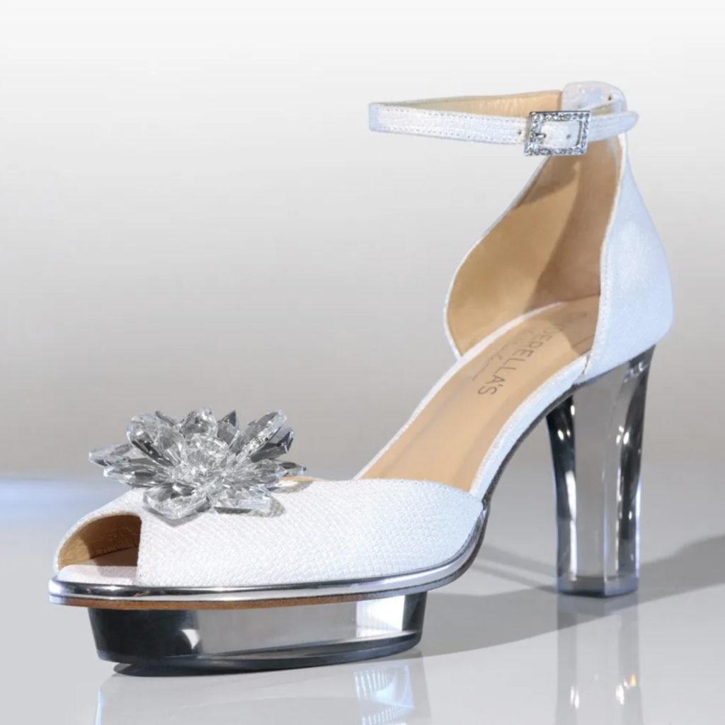 Schuhe zum Brautdirndl