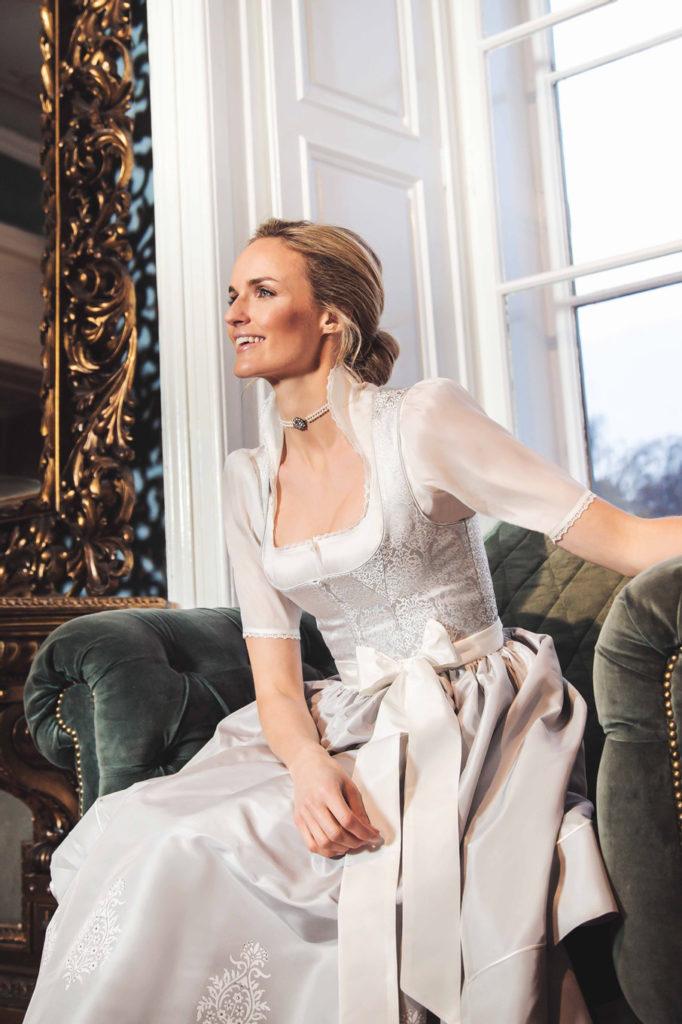 Brautdirndl Susanne Spatt